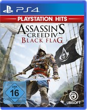 PS4 Assassins Creed Black Flag  PS Hits