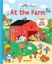 Little Detectives at the Farm | Baretti, Sonia