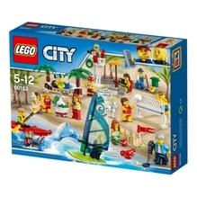 LEGO® City 60153 Stadtbewohner - Ein Tag am Strand, 169 Teile