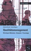 Qualitätsmanagement | Knecht, Andreas; Negura, Carola