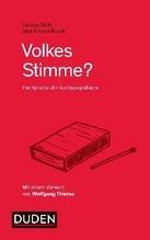 Volkes Stimme? | Niehr, Thomas; Reissen-Kosch, Jana