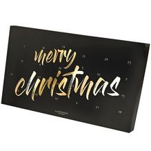 Lauensteiner Adventskalender - merry christmas, 240g