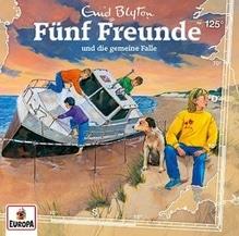 CD Fünf Freunde 125