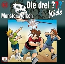 Kosmos Die drei ??? Kids CD 63 Monster-Wolken