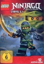 DVD LEGO Ninjago Staffel 5.1