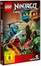 DVDD LEGO Ninjago Staffel 7.1