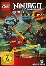 DV LEGO Ninjago: Staffel 7.2