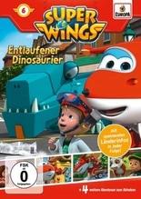DV Super Wings 6: Dinosaurier