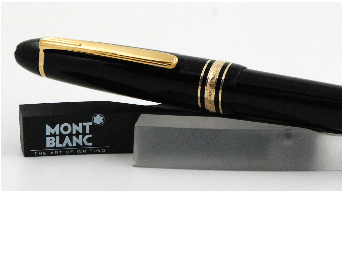 Montblanc Meisterstück Le Grand Kugelschreiber gold