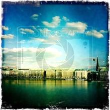 Ein Fluss und kein See!, Ole Blaubach