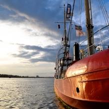 Foto 'Feuerschiff' - Kila Photography