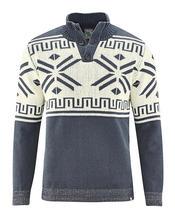 HempAge Pullover mit Norweger Muster mit Hanf LZ 362