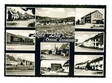 Grüße aus Warzen - Historische Postkarten