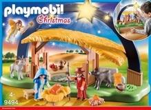 PLAYMOBIL 9494 Lichterbogen ''Weihnachtskrippe''