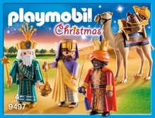 PLAYMOBIL 9497 Heilige Drei Könige