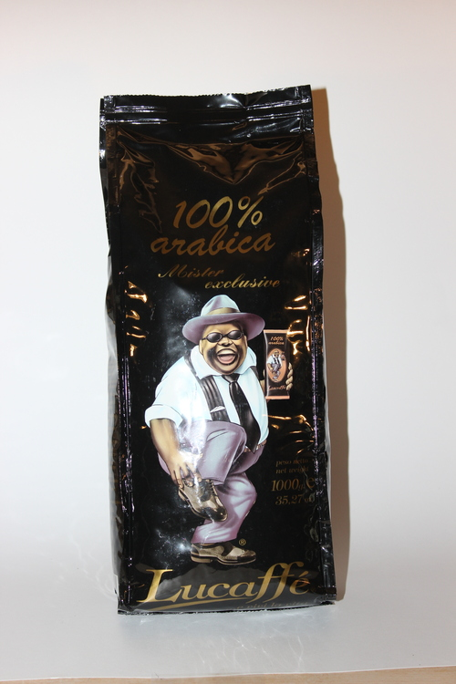 Lucaffe Mr. Exclusiv 100% Arabica
