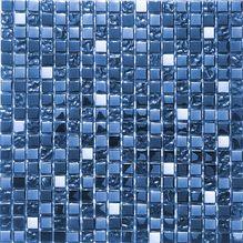 Glasmosaik MII BL15
