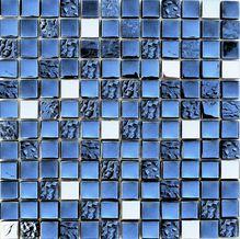 Glasmosaik MII BL23