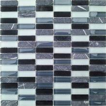 Glas/Stein ST SGW Glas-Steinmosaik