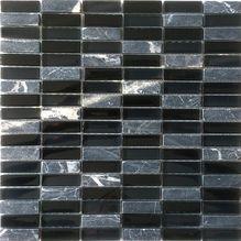 Glas/Stein ST SM Glas-Steinmosaik