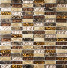 Glas/Stein CA BS Glas-Steinmosaik