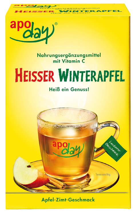 apoday Heisser Winterapfel