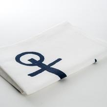 Frohstoff geschirrhandtuch anker blau a