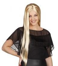 Perücke sexy Charming blond glatt Langhaarperücke