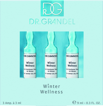 Grandel Winter Wellness Ampullen 3X3 ml