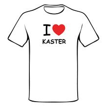 T-Shirt Kaster