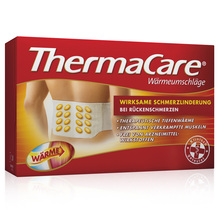 ThermaCare bei Rückenschmerzen 2 Wärmeumschläge