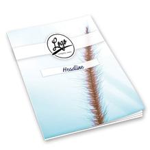Zeitschrift DIN A4 Design 20 Seiten 135g Papier