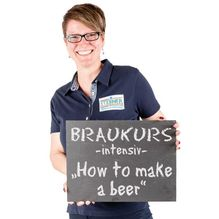 Gutschein Braukurs 'How to make Beer' - Bierbraukurs in Wolfenbüttel - STEBNER Privatbrauerei