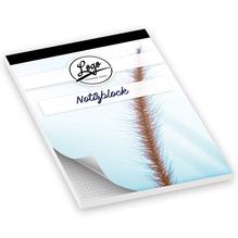 Notizblock mit Design 50 Stück