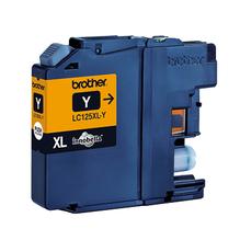 Brother Tintenpatrone LC125XLY 1.200Seiten gelb