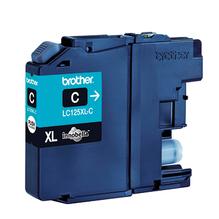 Brother Tintenpatrone LC125XLC 1.200Seiten cyan