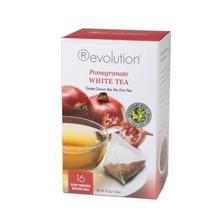 Revolution Tee Pomegranate White Tea
