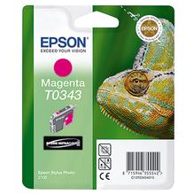 Epson Tintenpatrone C13T03434010 T0343 440Seiten 17ml magenta