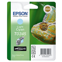 Epson Tintenpatrone C13T03454010 T0345 440Seiten 17ml fotocyan