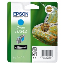 Epson Tintenpatrone C13T03424010 T0342 440Seiten 17ml cyan