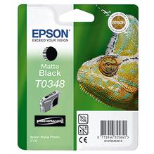 Epson Tintenpatrone C13T03484010 T0348 440Seiten 17ml matt schwarz