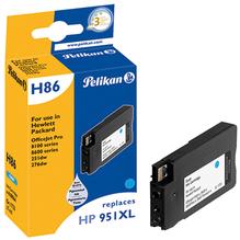 Pelikan Tintenpatrone 4109064 H86 wie HP 951XL 17ml cyan