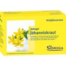 Sidroga Johanniskraut Tee Filterbeutel 20 St