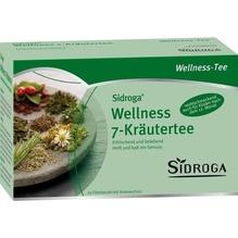 Sidroga Wellness 7-Kräutertee Filterbeutel 20 St