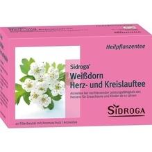 Sidroga Weißdorn Herz- und Kreislauftee Filterb. 20 St