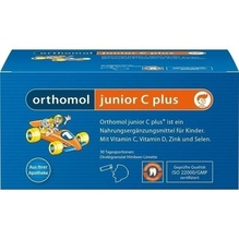 Orthomol Junior C plus Granulat 30 St