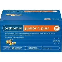 Orthomol Junior C plus Kautabl.Waldfrucht 30 St