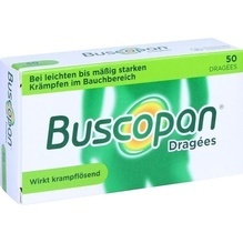 Buscopan Dragees 50 St