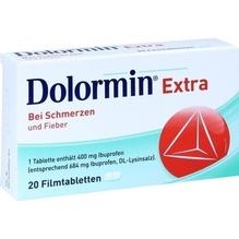 Dolormin extra Filmtabletten 20 St