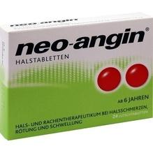 Neo Angin Halstabletten 24 St